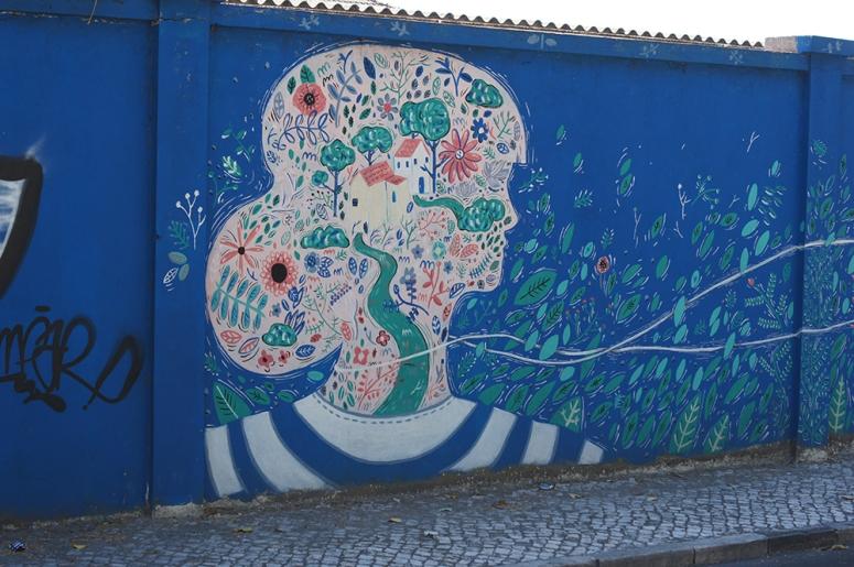Street art Lisbon - Inspiration