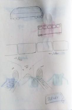 Sketchbook initial ideas