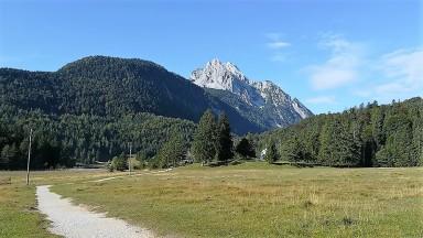 Hiking in Mittenwald