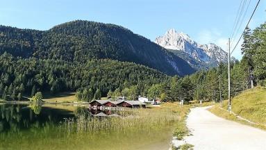 Hiking in Mittenwald (2)