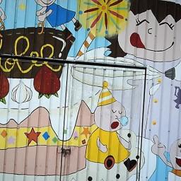 Streetart in Japan