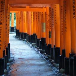 Shrine near Kyoto