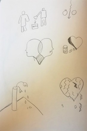 visual metaphors (4)