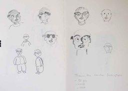 Character development: Thomas, teacher