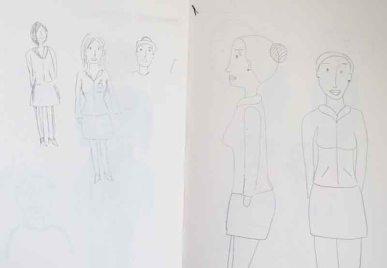 Character development: Susan, business women