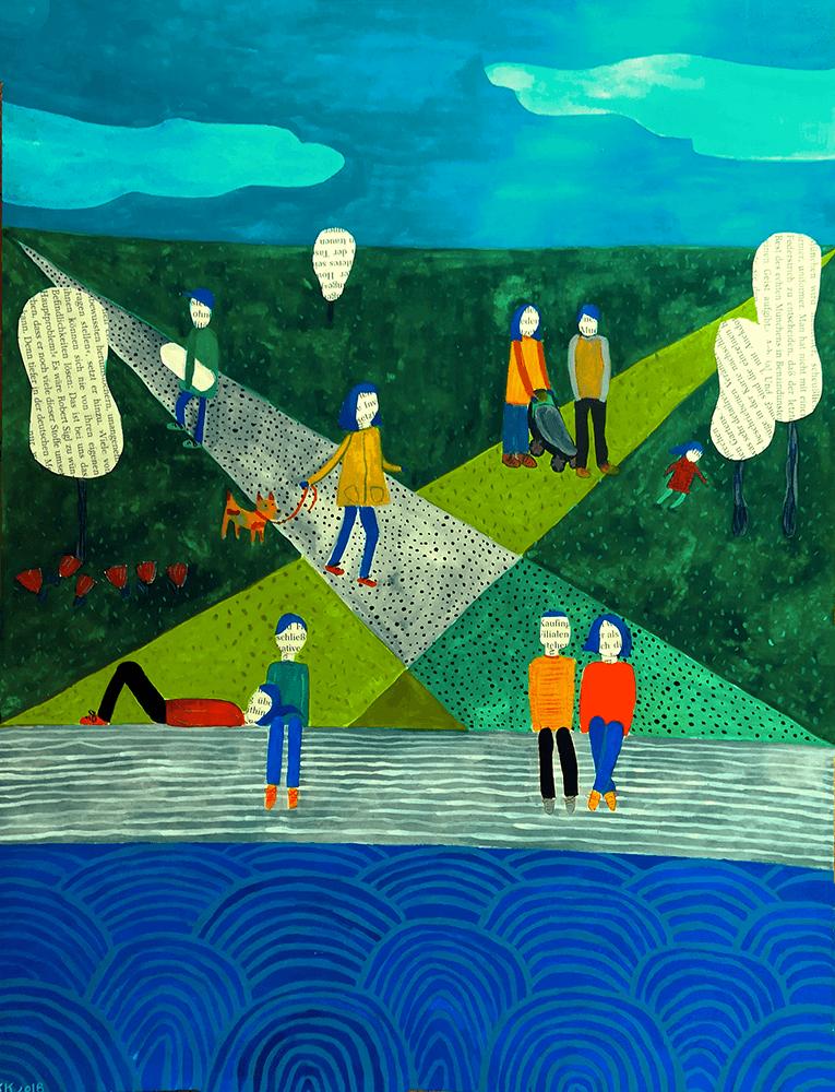 kat-illustrates-city-park