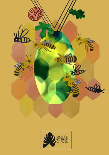 kat-illustrates-museum-posters-bees (9)