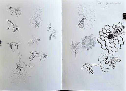 Museum Posters: Sketchbook