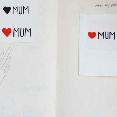A Tattoo / A Greeting Card